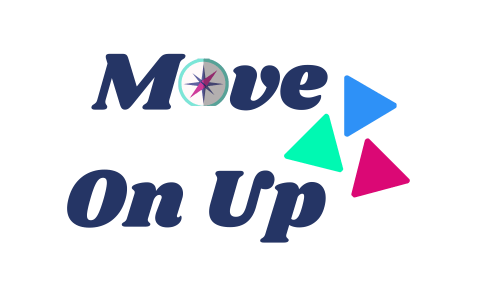Logo Move On Up Bleu Transparent